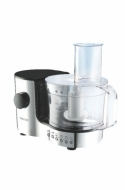 kenwood compact fp126 food processor 1.4 litre chrome