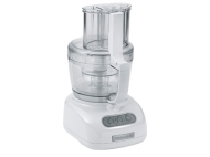 KitchenAid White Ultra Wide Mouth Food Processor