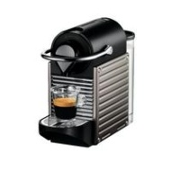 Nespresso Pixie Clips XN300540 Coffee Machine by Krups - Titanium