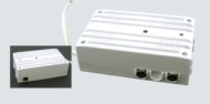 TV signal booster 2 way