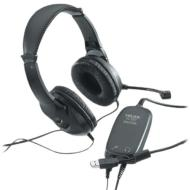 Telex H-551 Digital Stereo Computer Headset