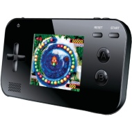 My Arcade Portable Gaming System - Black