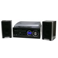 Reflection HIF-8890 Hifi Vinyl Record Player + CD, Cassette, MP3 SD
