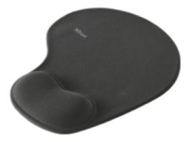 Trust Bigfoot Gel Mouse Pad - Black