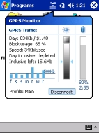 Tracking Your Communications Costs With Spb GPRS Monitor