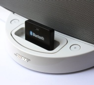 Bose Series 1 Audio Receiver Solution. Turn Your Bose 1 Bluetooth: Stream Your Music Wirelessley AND Charge Your iPod / iPhone - Dock not included!