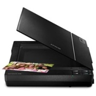 Epson Perfection V33 Color Flatbed Scanner with 4800 x 9600 dpi Resolution, Energy-Efficient ReadyScan LED