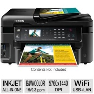 C11CC33302 Epson WorkForce Pro Business Printer (Refurbished) Mfr P/N C11CC33302 Printers
