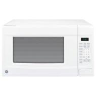 GE - 1.4 Cu. Ft. Mid-Size Microwave - White JES1460DSWW