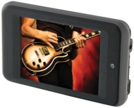 GPX 4GB Touchscreen MP3/Video Player