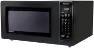 Panasonic Nn-h765bf Full-size 1.6 Cubic Feet 1250 Watt Microwave Oven Black
