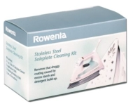Rowenta Soleplate Cleaner Kit