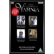 The Chronicles Of Narnia: 2005 Collector's Edition Box Set (4 Discs)