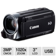 Canon VIXIA HF R30 Full HD Flash Memory Camcorder