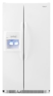 Whirlpool GC3JHAXT 23.0 cu. ft. Counter Depth Side by Side Refrigerator Energy Star Qualified,