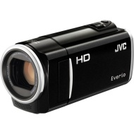 JVC GZ-HM50US Flash Memory Camcorder - Blue