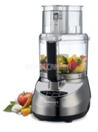 Cuisinart Prep 11 Plus 11-Cup Food Processor (Black Chrome)