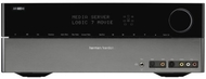 Harman Kardon AVR 3550HD 7x75-Watt 1080p Audio/Video Receiver (Silver/Black)