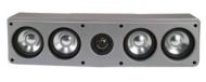 KLH 525 II Platinum-II 125-Watt Deluxe Center Channel Speaker