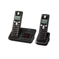 RCA 2111-1BSGA DECT 6.0 Digital Cordless Phone with Caller ID (Single-Handset System)