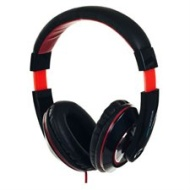 Dynabass Noise-Isolating Headphones w/ Dynamic Bass & Comfort