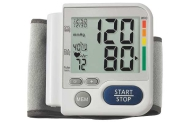 IBP Fully Automatic Wrist Cuff Blood Pressure Monitor