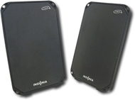 Insignia Flat-Panel Portable USB Speakers (2-Piece) - NS-PLTPSP
