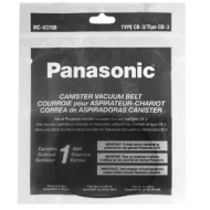 Panasonic Part# MC-V370B Canister Vacuum Belt (OEM) Type CB-3