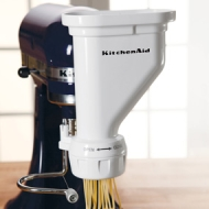 KitchenAid KPEXTA Gourmet Pasta Press - White