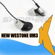Westone  UM3 X