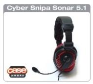 Cyber Snipa Sonar 5.1 Headset
