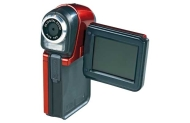 Alba Mini Digital Camcorder - Red/Black