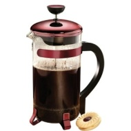 Epoca PCRE-6408 Primula 8c coffee press red