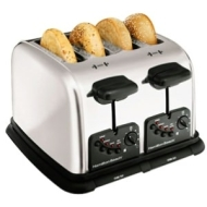 Hamilton Beach 24600 4-Slice Toaster