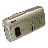 RCA RP3538 - Minicassette dictaphone