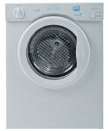 White Knight 372WV  White Compact Tumble Dryer - Express.