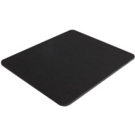 Belkin Black Mouse Pad Fabric W/ Accs Rubber Backing 8x9x25in Mfr P/N F8E089-BLK-B2