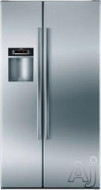 Bosch Freestanding Side-by-Side Refrigerator B22CS30SNS