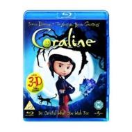 Coraline- Blu-ray