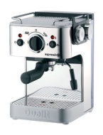 Dualit Espressivo Coffee Machine