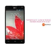 LG Optimus G LS970 / LG Eclipse 4G LTE