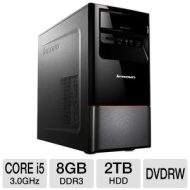 H430 (25582NU) Desktop PC Windows 7 Home Premium 64-Bit