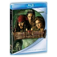 Pirates of the Caribbean 2 - Död Mans Kista (2006) (Blu-Ray)