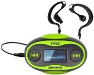 Pyle Lecteur MP3 étanche 4 Go + Ecouteurs Vert