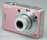 Sony Cyber-shot DSC-W55