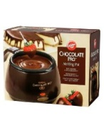 Chocolate Pro Melting Pot by Wilton Electric Fondue Pots