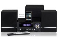 iLive 21 Ch. DVD Home Theater with iPod Dock IHH810B Black