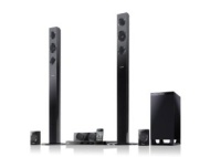 3D Blu Ray Home Theatre speakers 2 tall