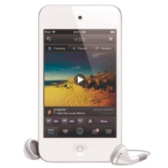 Apple 8GB 4th Generation iPod Touch (October 2011 Version) - White