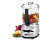 Cuisinart Brushed Chrome Mini-Prep Plus Chef's Chopper